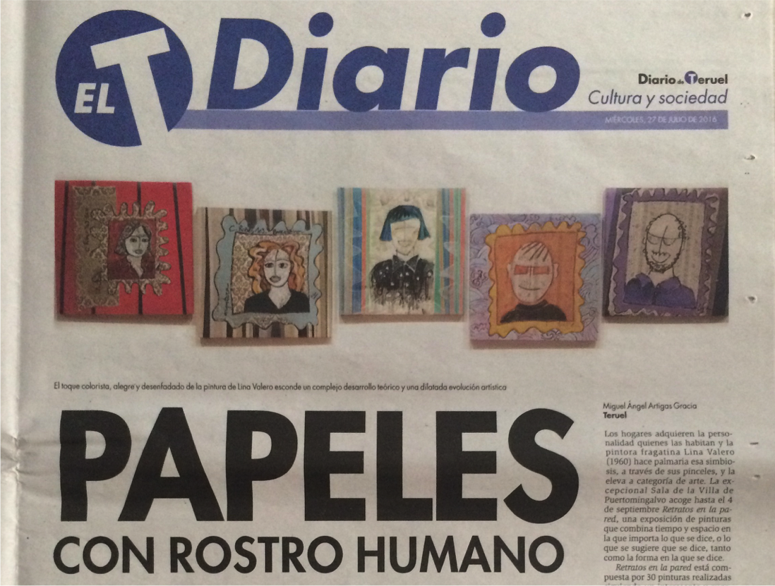 Diario de Teruel. Suplemento T