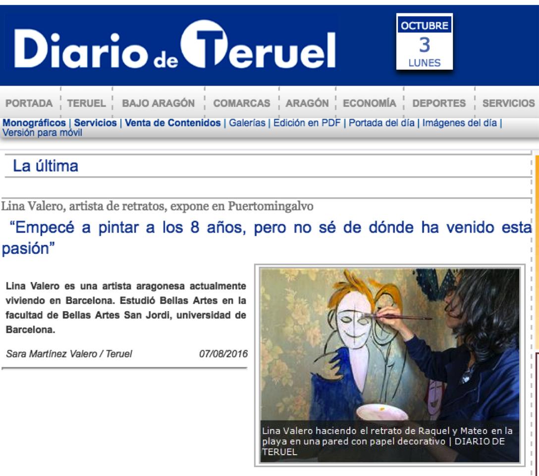 Diario de Teruel. La Última